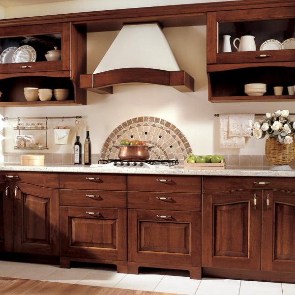 Klassische Küche Casale