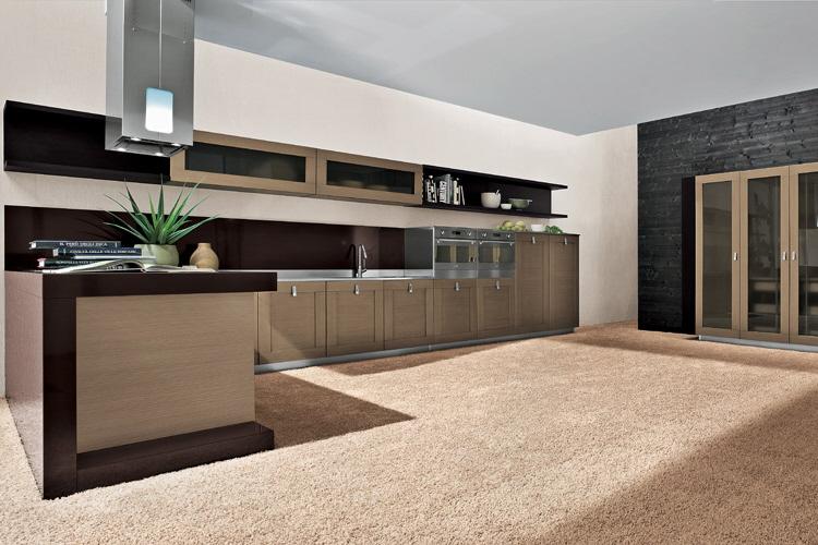 moderne k che dogma. Black Bedroom Furniture Sets. Home Design Ideas