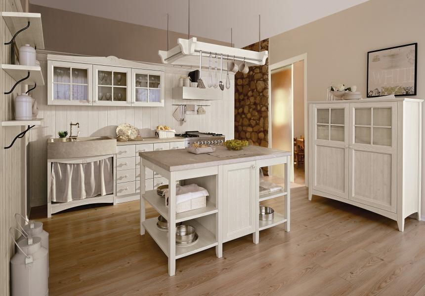 Traumküchen in allen Farben - Weiss