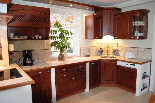 Fliesen braun kuche ~ Ideen für die Innenarchitektur Ihres ...